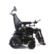 Tragbarer Rollstuhl mit automatischer elektromagnetischer Bremse
