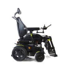 Портативная инвалидная коляска с автоматическим электромагнитным тормозом