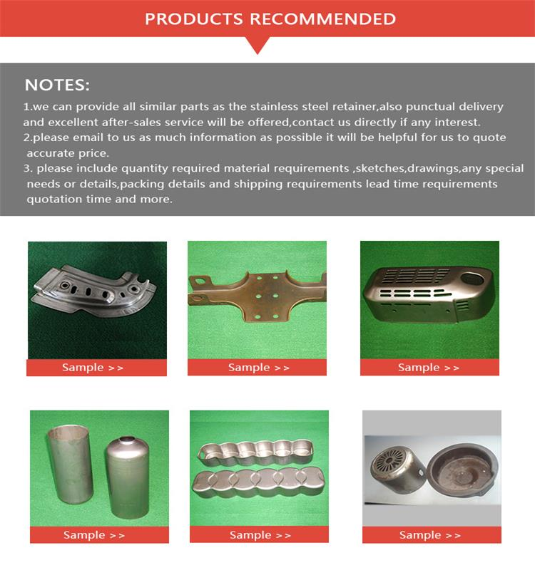 Custom Stamping parts for Casters /stamping dies/Metal parts