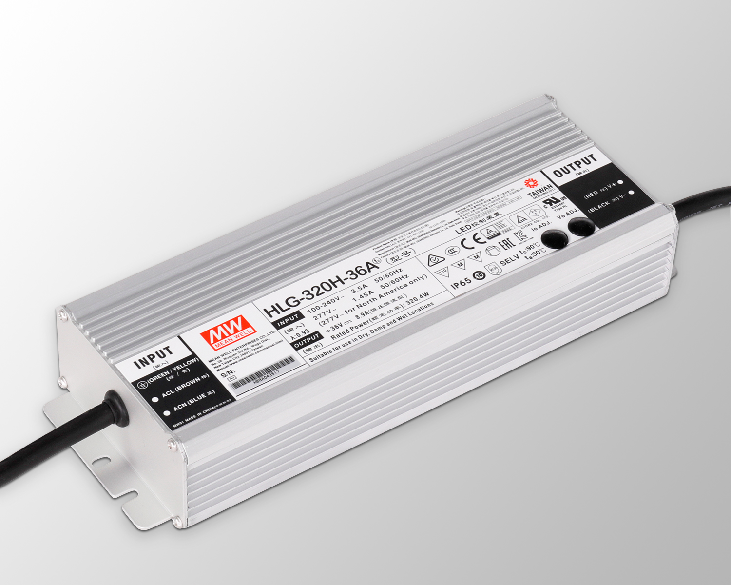China LED grow light bar