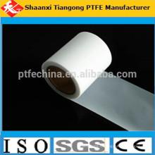 100% vierge transparent transparent PTFE Film membrane