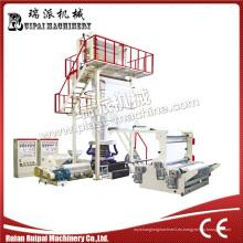 Máquina rotatoria de la protuberancia de la película de la cabecera rotatoria del LDPE que sopla