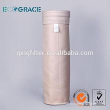 PPS-Vlies-Filtergewebe Staubfilterbeutel
