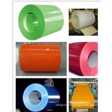 Top Selling PPGI / Material de Construcción Anti-Corrosión Bobina de acero PPGI con proveedor chino PPGI Coil Precio