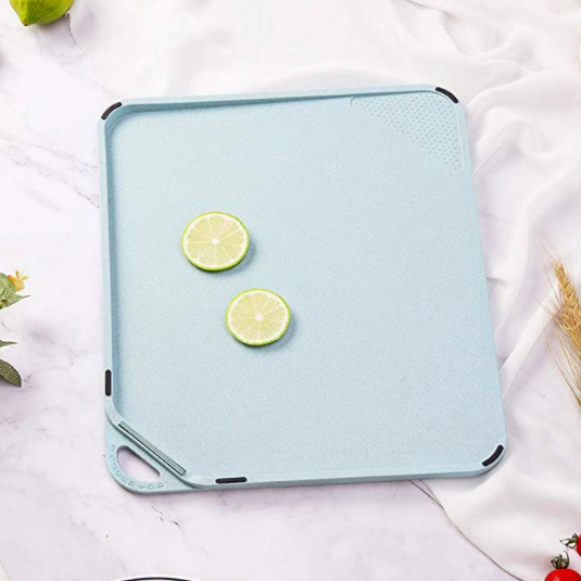 multifunctional Wheat Straw PP cutting board