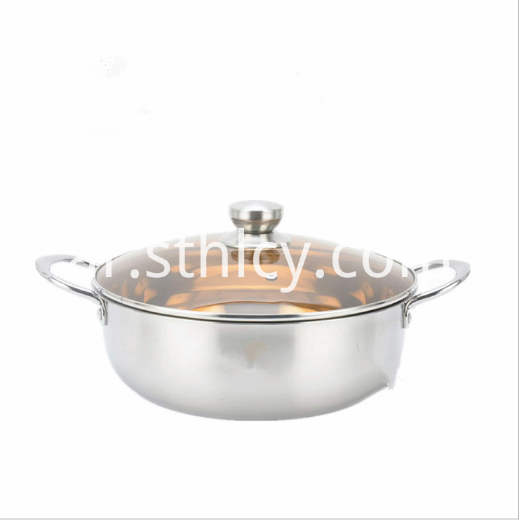 Stainless Steel Hot Pothl645by