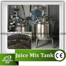 Mc Food Grade Stainless Steel Shampoo Mixing Tank