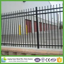 China Fornecedor Baixo Carben Aço Cerca De Segurança Jardim