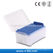Rongtaibio 300ul 96hole Racks pour pipettes