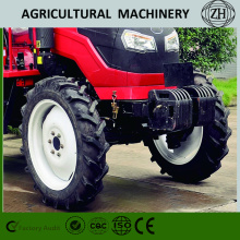 High Efficiency 55HP 4 Wheel Drive Kompakt Farm Traktoren