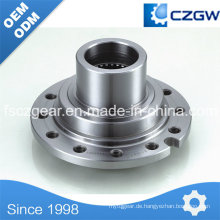 Gute Qualität Kundenspezifische Getriebeteile Flansch für verschiedene Maschinen