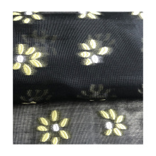 High quality 2020popular 100%polyester 3d floral lace fabric for women skirts