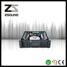 Amplificateur stéréo audio de 1200W pour le stade / théâtre
