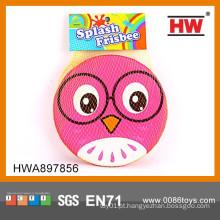 Novo Design Crianças Outdoor Toy Cartoon Frisbee Soft