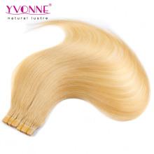 Wholesale 100% Human Hair Skin Weft