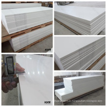 China Price 12mm Corians 100% Acrylic Solid Surface