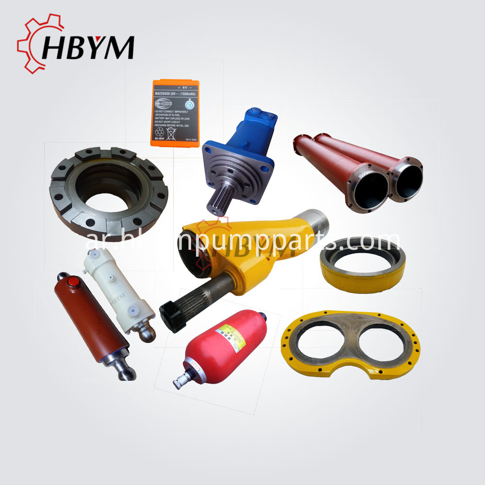 Zoomlion Spare Parts