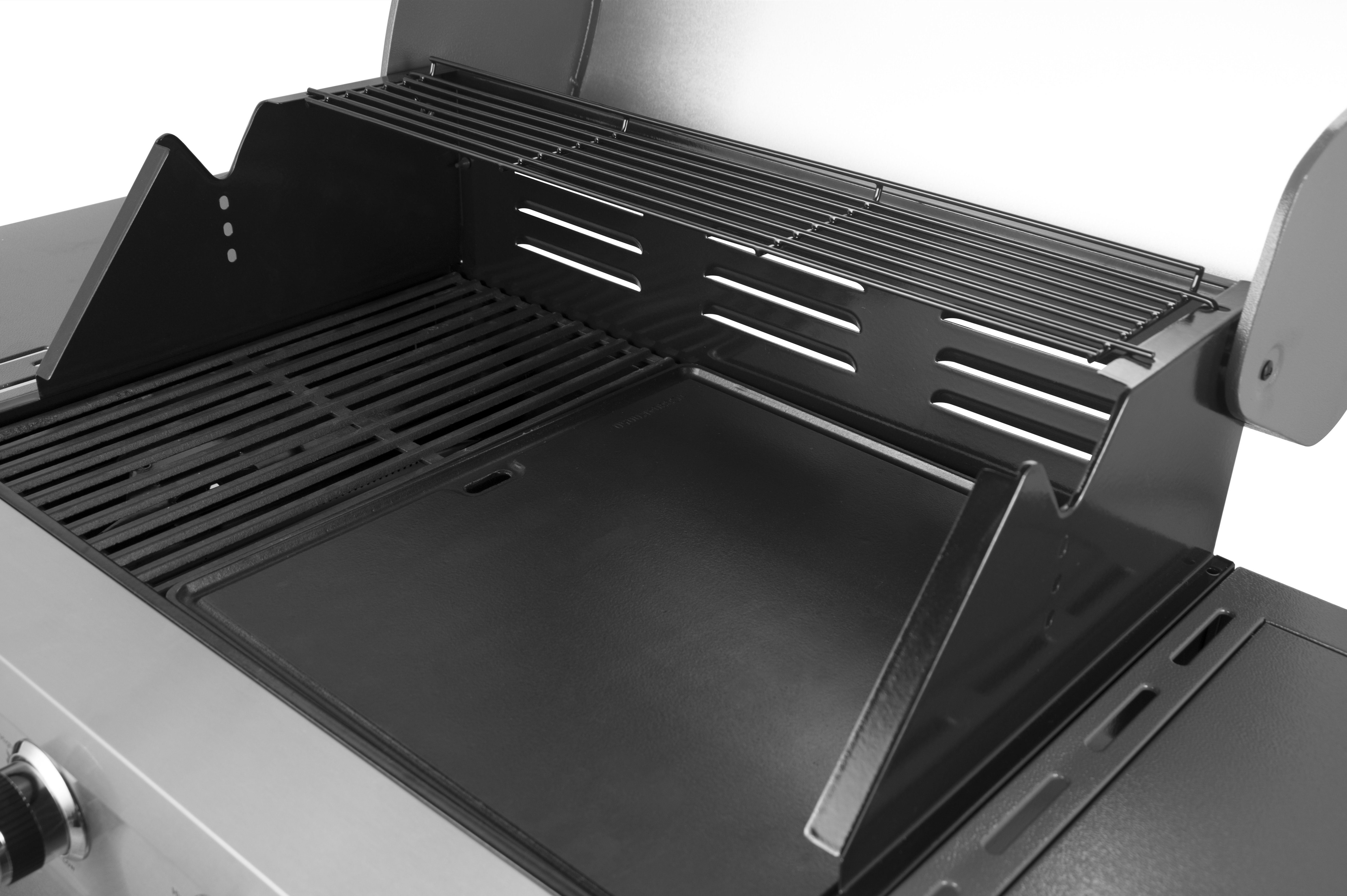 Portable Gas Grill with Cabinet