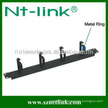 Metal Wire Network Cable Management with metal ring