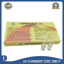 Tierarzneimittel von Progesteron-Injektion 50mg (1ml)