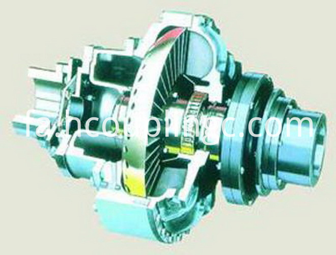German Voith Coupling