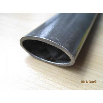 A53-A369 ST35-ST52 Elliprtical Steel Pipes Oval Special Steel Pipe