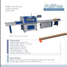 Pala de madera de Hicas cortada Saw Making Machine
