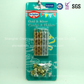 Mass Marke Various Model Double Layer Top Quality Thin Taper Candles