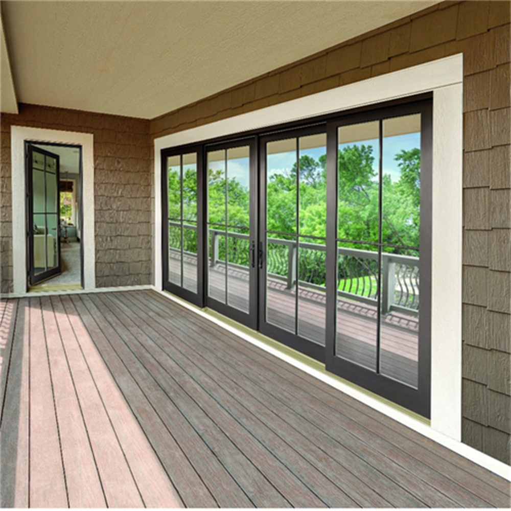 Modern Aluminum Folding Door