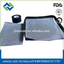 tapis de barbecue résistant à la chaleur antiadhésive réutilisable aucun paquebots de PTFE antiadhésif de PTFE
