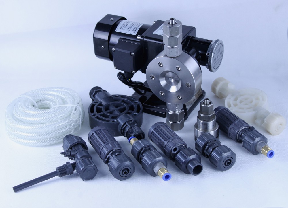mechanical diaphragm metering pump