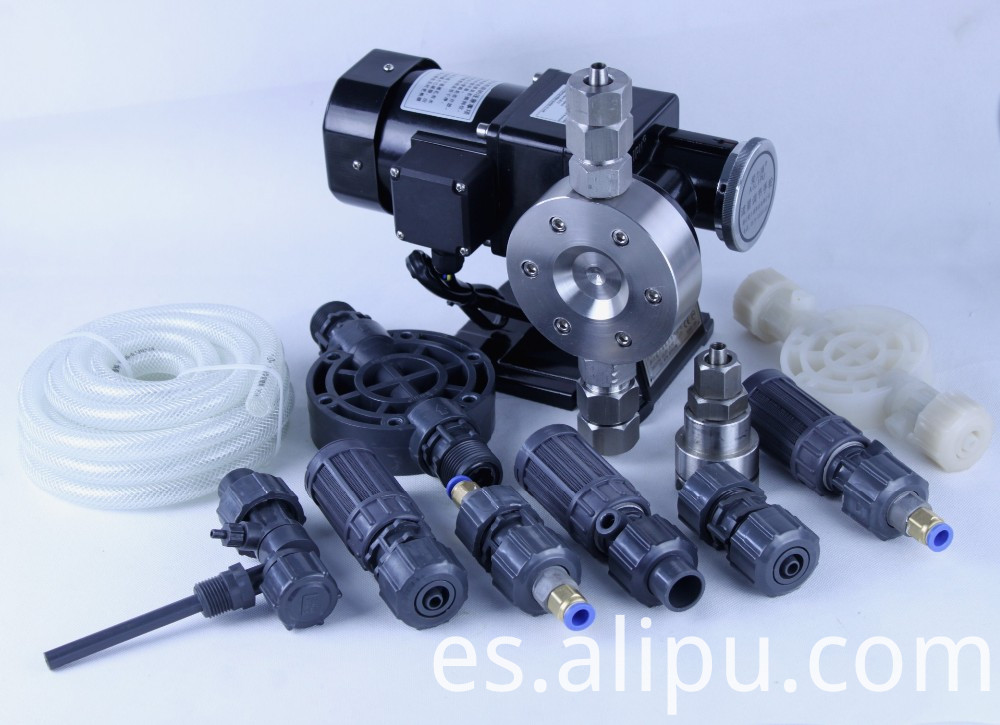 Water Treatment Electric Chemical Mechanical Diaphragm Dosing Pump