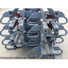 Articulações de Expansão elastoméricas de ponte de alta qualidade vendidas para a Itália