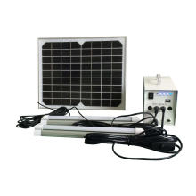10W Solarpanel Beleuchtungssystem