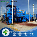 Thermal cracking technology used rubber recycling machine