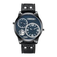 6852 Relógio de pulso militar para homens no tamanho 48mm