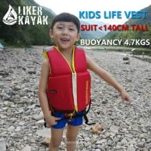 Veste da vida dos miúdos para o revestimento alto de 140cm / vida