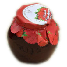 Strawberry Fruit Jam Export to USA