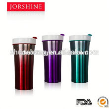 2015 Hot sale New technology colorful with special glaze ceramic mug