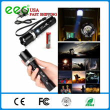 china alibaba 500 lumen t6 best led tactical police led torch
