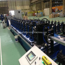 Υψηλή ταχύτητα U Purlin Roll Forming Machine