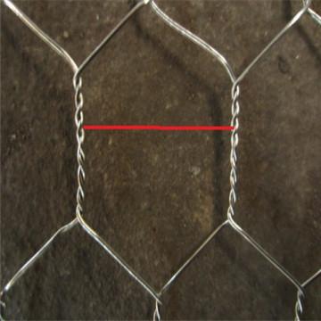 Plastic Coated Hexagonal Wire Netting