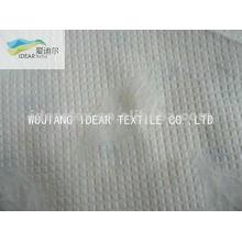 Algodón puro 100% algodón Seersucker tela
