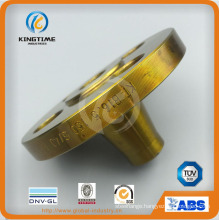 ASME B16.5 Carbon Steel Weld Neck Forged Flange (KT0388)