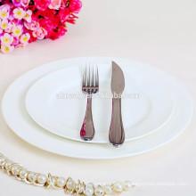 Оптовая керамическая плита белого обеда