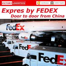 Компания FedEx курьером Экспресс из Китая в Бразилию-Экспресс