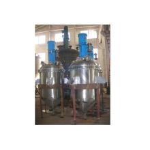Chaleira de reação de aço inoxidável de alta qualidade