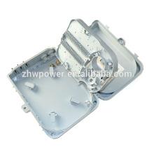 Boîte de distribution optique à 16 ports, boîte à bornes en fibre optique 16 portes fibre optique à 16 ports
