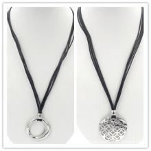 Рок Мужская нержавеющая сталь ожерелье с ожерельем
