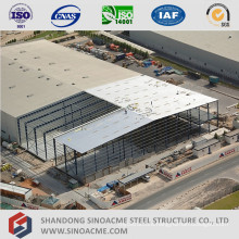 Large Span Portal Frame Steel Structure Warehouse